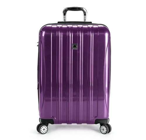 Delsey Luggage Helium Aero Expandable Spinner Trolley front