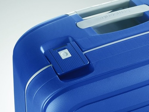 Samsonite S'Cure Spinner 28 lock2