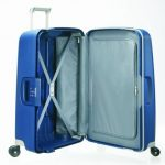Samsonite S'Cure Spinner 28 open