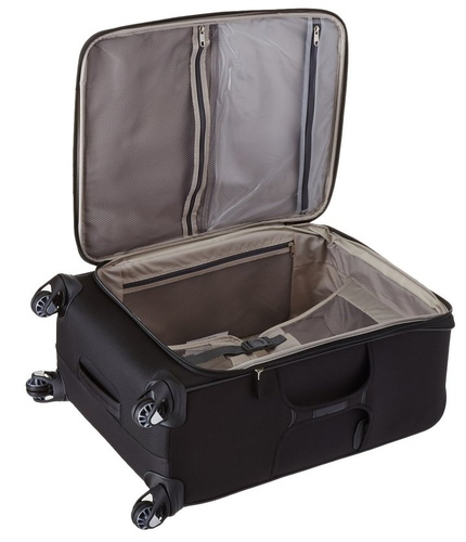Samsonite Silhouette Sphere 2 Softside 25 Inch Spinner open