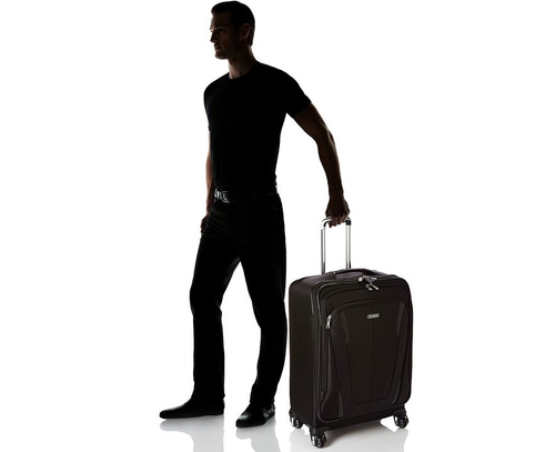 Samsonite Silhouette Sphere 2 Softside 25 Inch Spinner travel