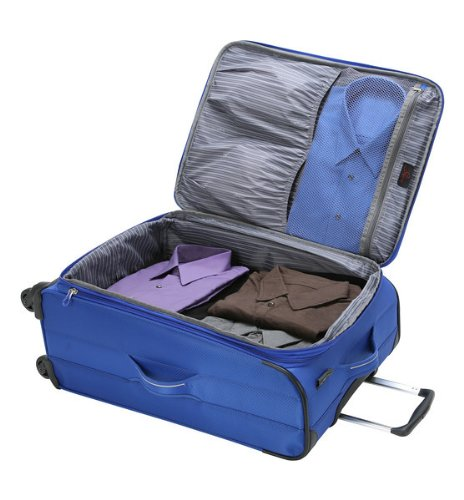 Skyway Luggage Mirage Superlight open