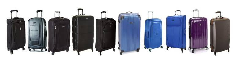 Top 10 Large Suitcases