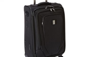Travelpro Crew 10 Expandable Spinner Suiter front