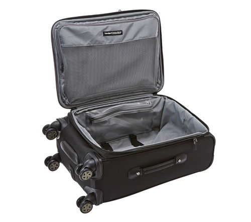 Travelpro Crew 10 Expandable Spinner Suiter open